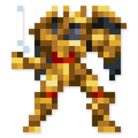 Day #57 - Goldar