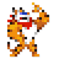 Day #60 - Tony the Tiger