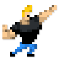 Day #62 - Johnny Bravo