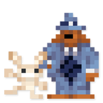 Day #119 - Sam And Max by JINNdev