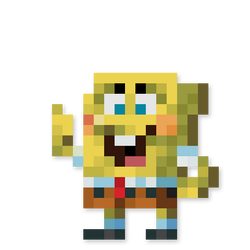 Day #122 - SpongeBob SquarePants