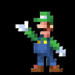 Day #161 - Luigi Mario