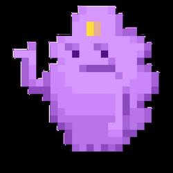Day #164 - Lumpy Space Princess