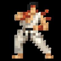 Day #182 - Ryu by JINNdev