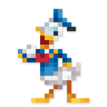 Day #217 - Donald Fauntleroy Duck