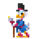 Day #220 - Scrooge McDuck
