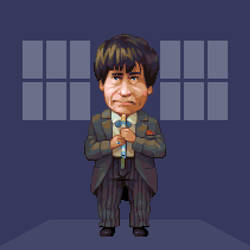 Doctober - 2nd Doctor
