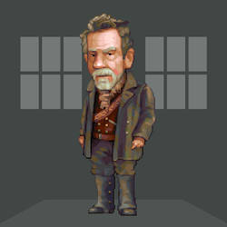 Doctober - War Doctor by JINNdev