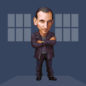 Doctober - 9th Doctor