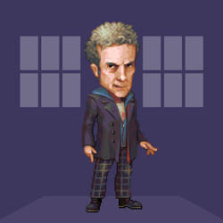 Doctober - 12th Doctor by JINNdev
