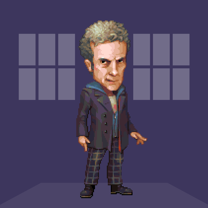 Doctober - 12th Doctor by JINNdev