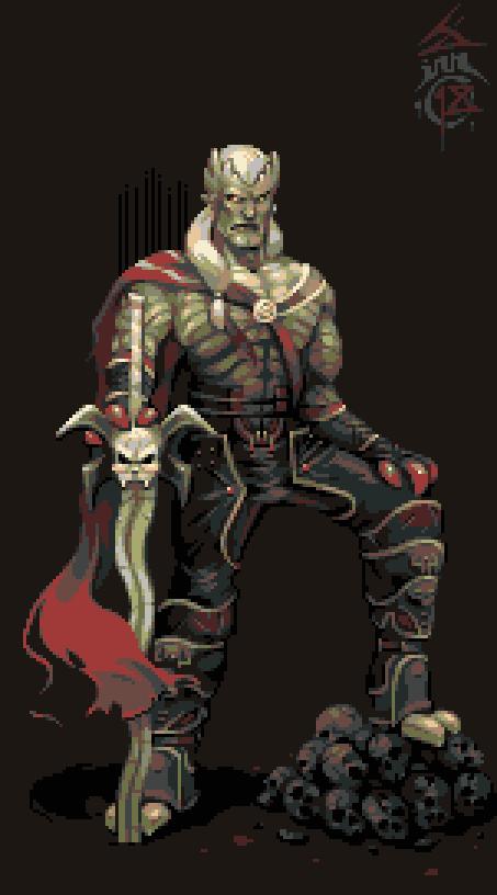 Lord Kain by JINNdev