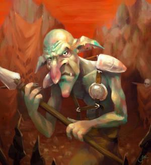 Goblin Footman