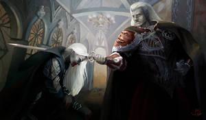 Edgar Markov knighting Sorin Markov