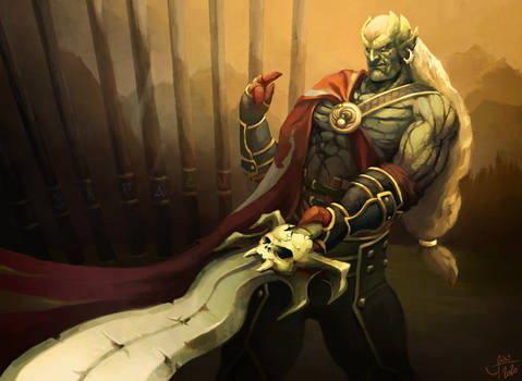 Kain, Lord of Nosgoth