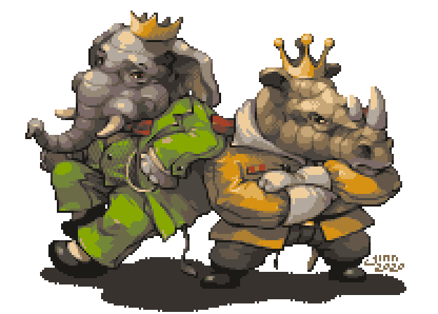 King Babar and Lord Rataxes