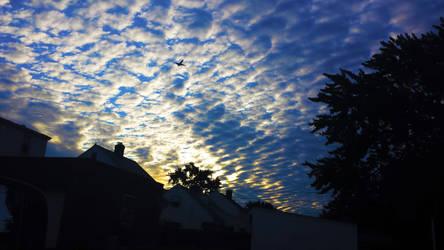 The Sky by Jorgomli