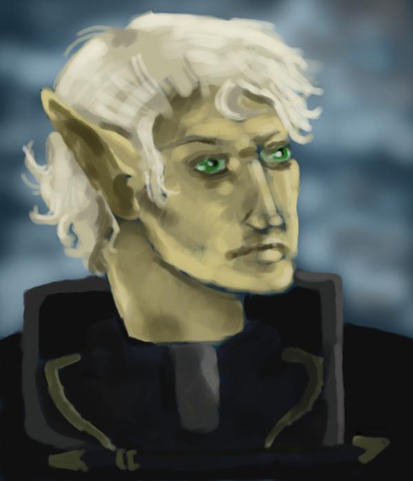Justiciar Aronil by SilverDragalos