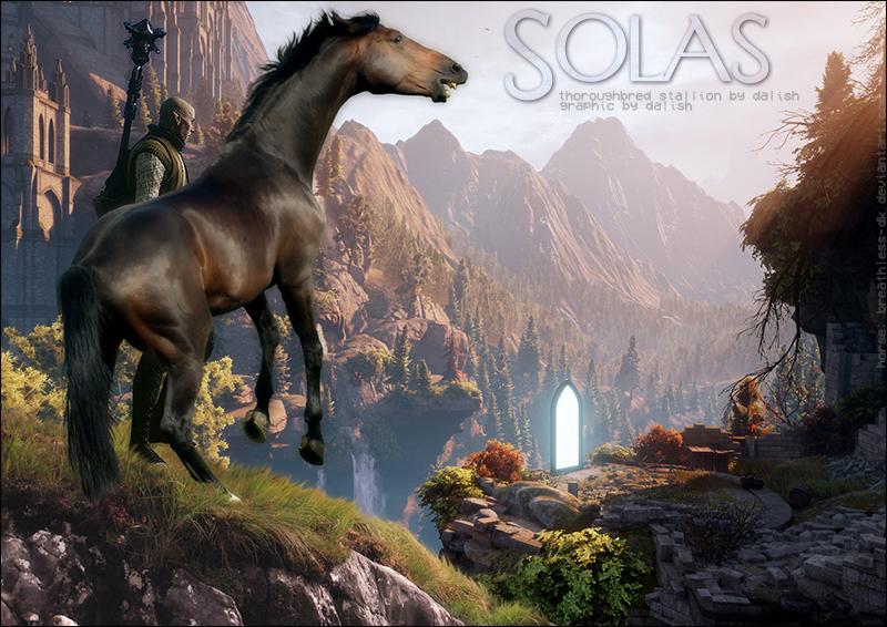 Solas by SilverDragalos