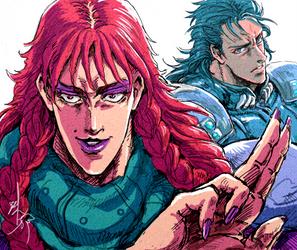 Juda and Rei by DADAIST-Gabriel