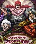 Hokuto no Ken - Judas by DADAIST-Gabriel