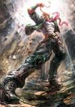 JOJO's bizarre adventure -Caesar-