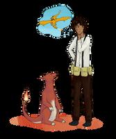 Poketrainer Leo by orkinas