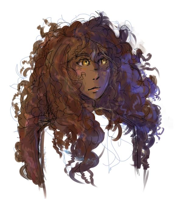 Hazel by orkinas