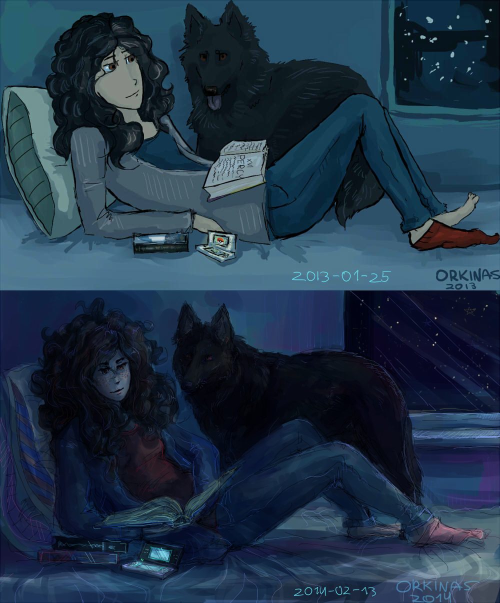 art improvement thingy by orkinas