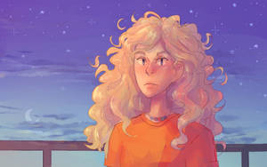 Annabeth by orkinas