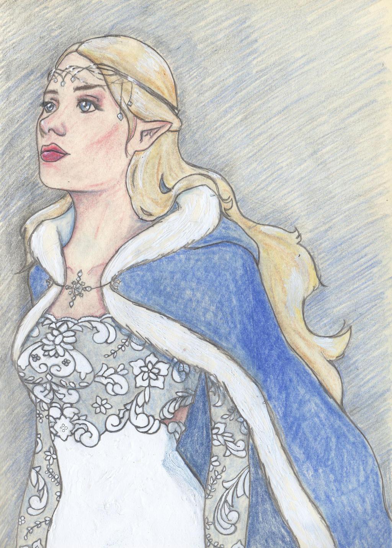 Lady Wintertide