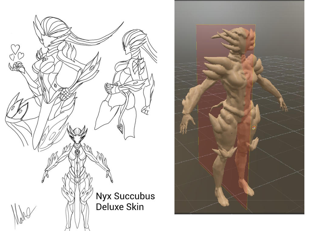Image result for nyx succubus