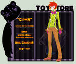 Toy-Store: Clown
