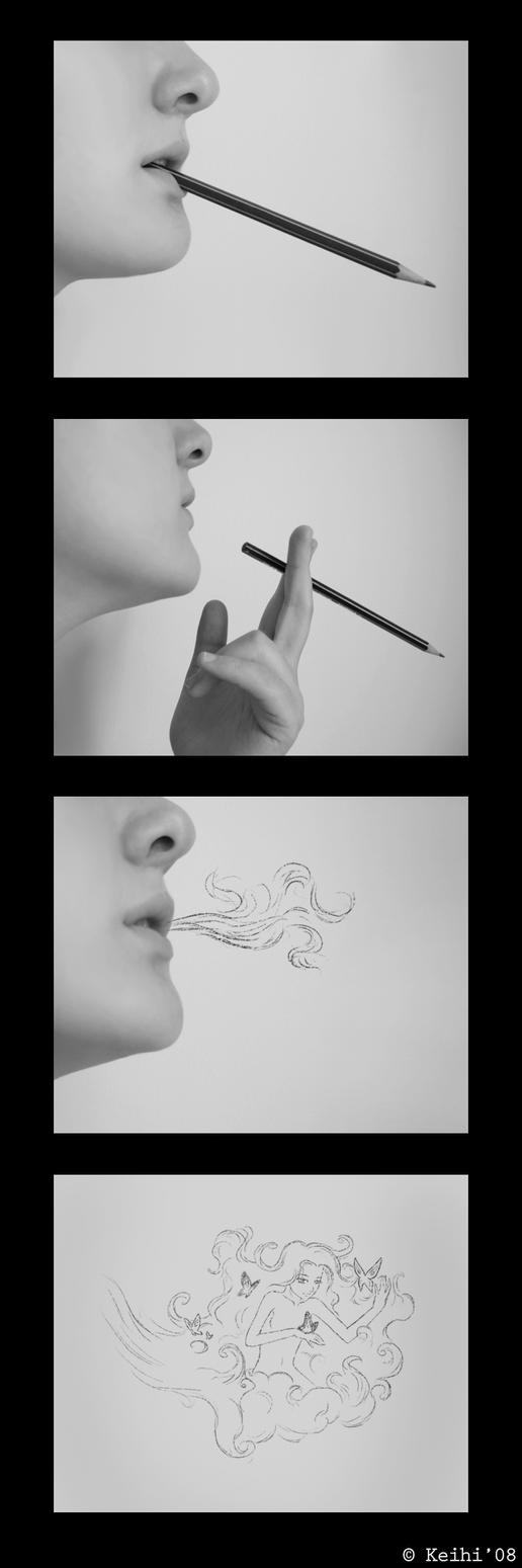 Smoke by keihi
