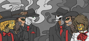 SPG - Smoke And Mirrors