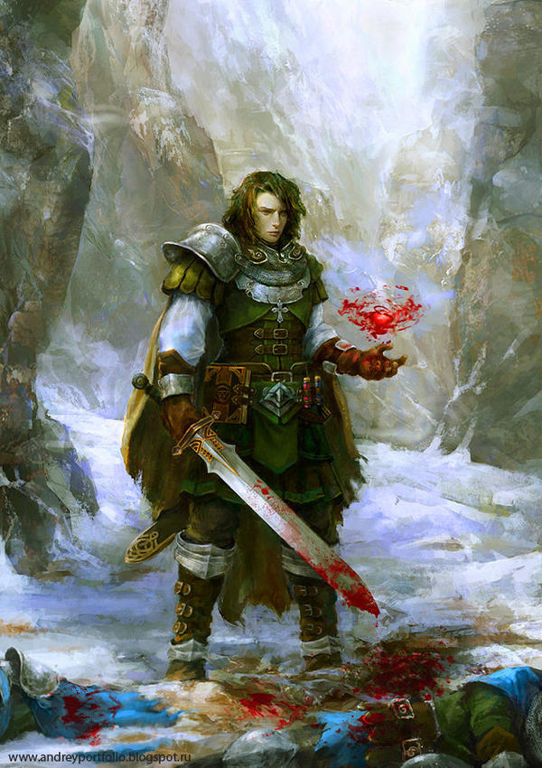 Blood Magic by Allnamesinuse