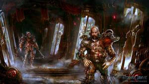 Titansgrave - Attack of the Cyborgs by Allnamesinuse