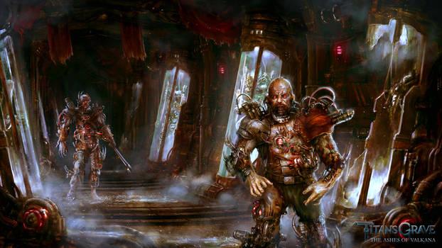 Titansgrave - Attack of the Cyborgs