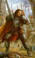 Swordsman by Allnamesinuse