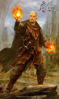 Priest of flame