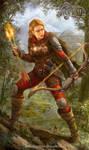 Fire archer