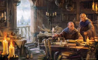 Dragon's Hoard_1 by Allnamesinuse