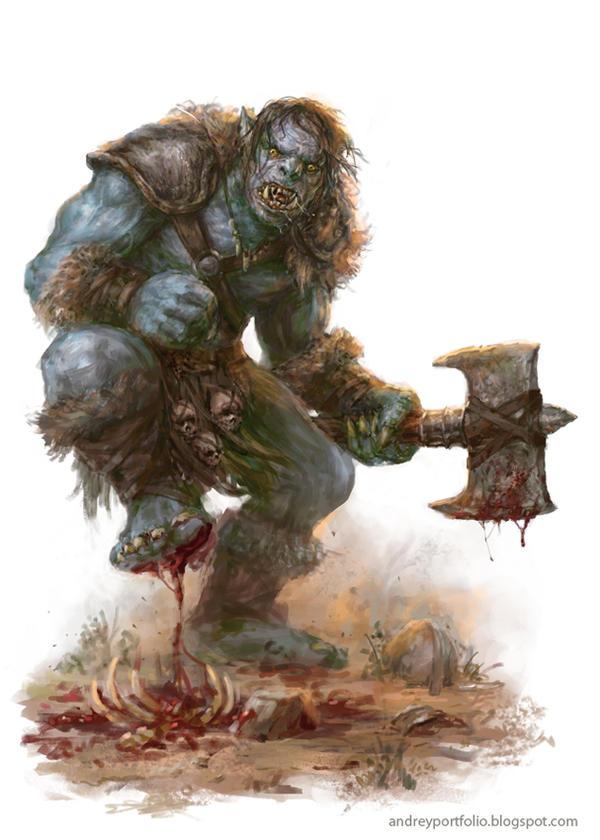 Troll by Allnamesinuse