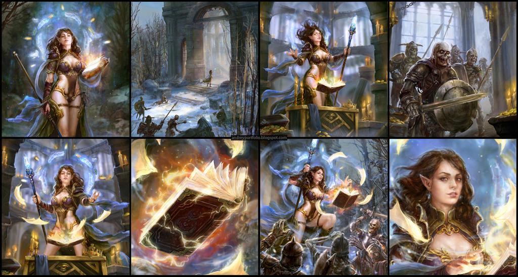 Radiant Kingdome by Allnamesinuse