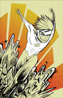 Kid Flash by MaximoVLorenzo