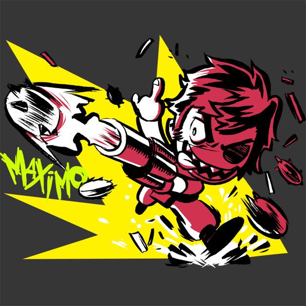 Team Fortress 2 Spray by MaximoVLorenzo
