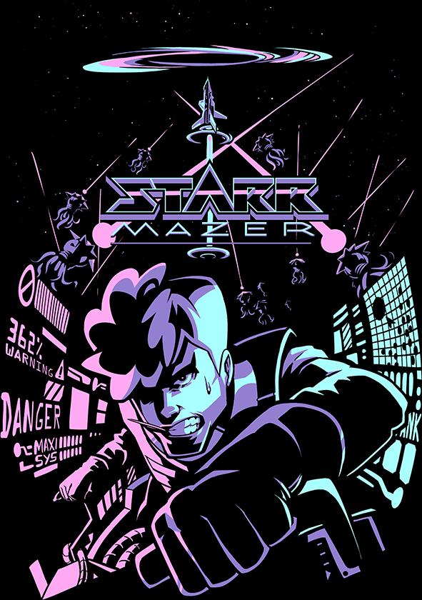 STARR MAZER! by MaximoVLorenzo