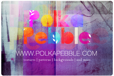 polkapebble deviantID by polkapebble