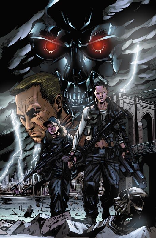 Terminator II  Cover by GiovaniKososki