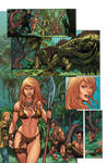 Jungle Girl page 4